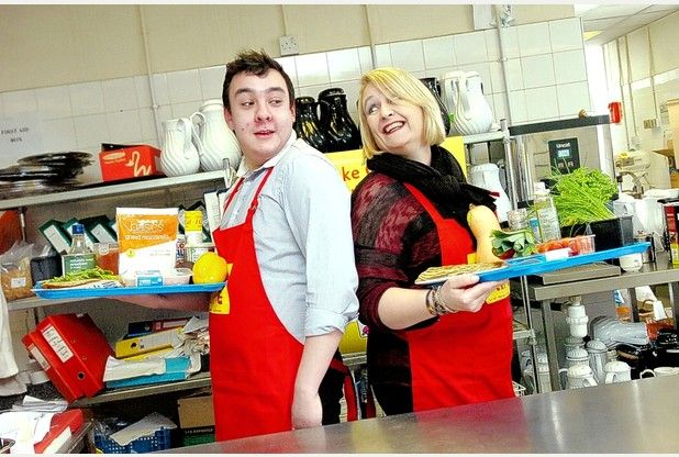 Stoke residents Will Cowley and Susan Nevitt face off to determine who has the healthiest oatcake in Stoke-on-Trent   Stoke Sentinel