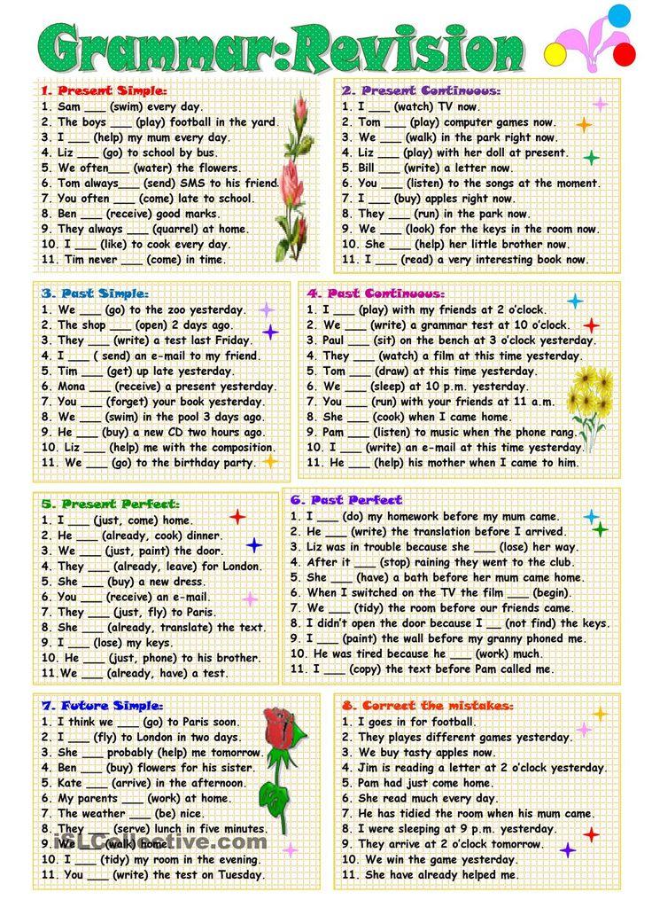 1170 Best School Images On Pinterest English Grammar Learning