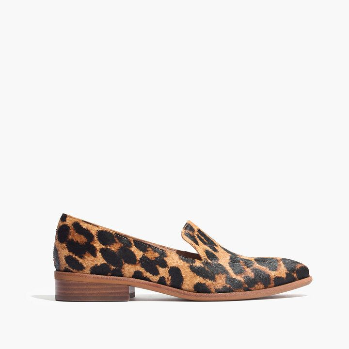 The Orson Loafer in Leopard Print