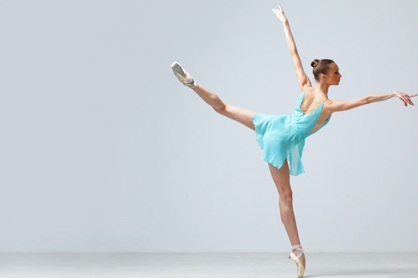 The ballet body workout