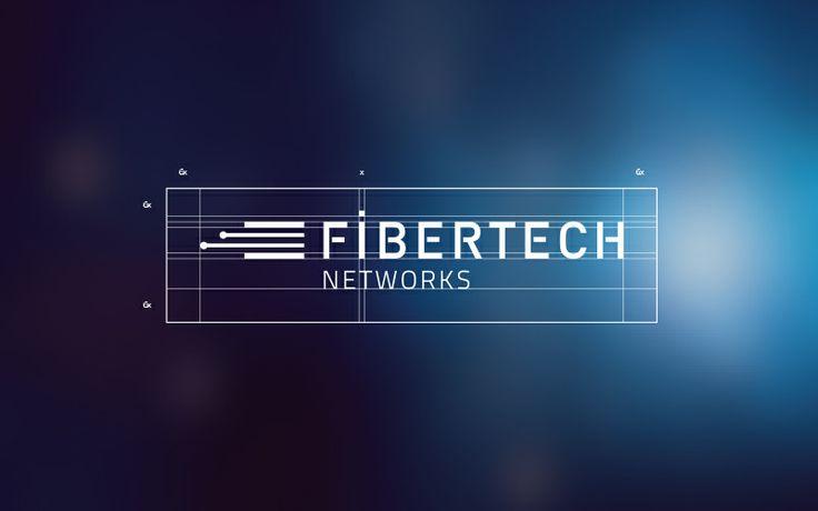 Fibertech Networks #logo #logotype #design #symbol #pleo
