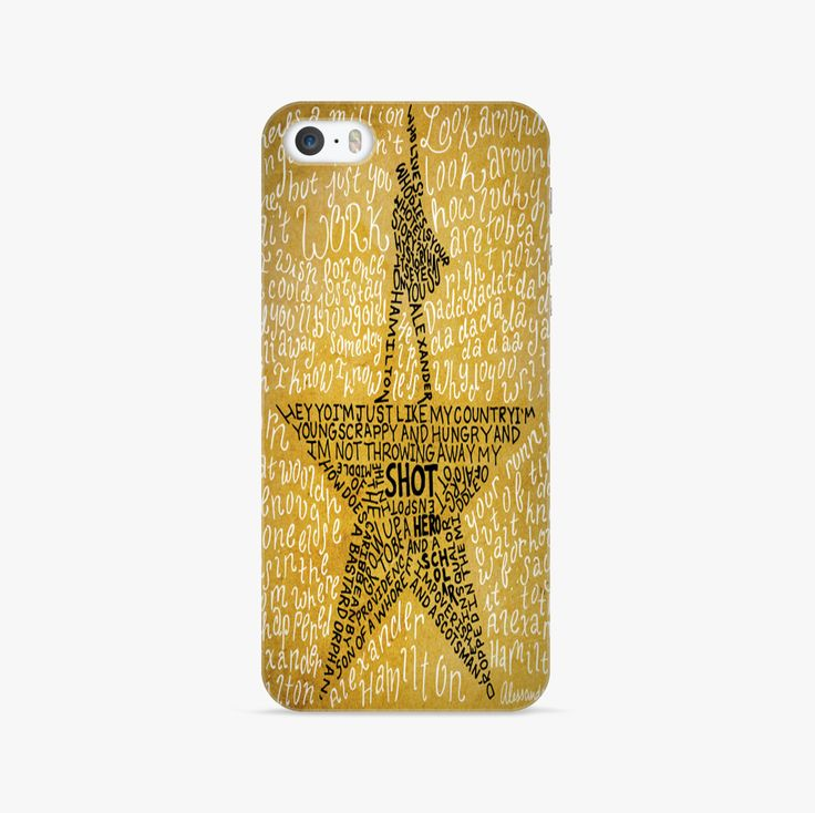 Hamilton Phone Case Iphone