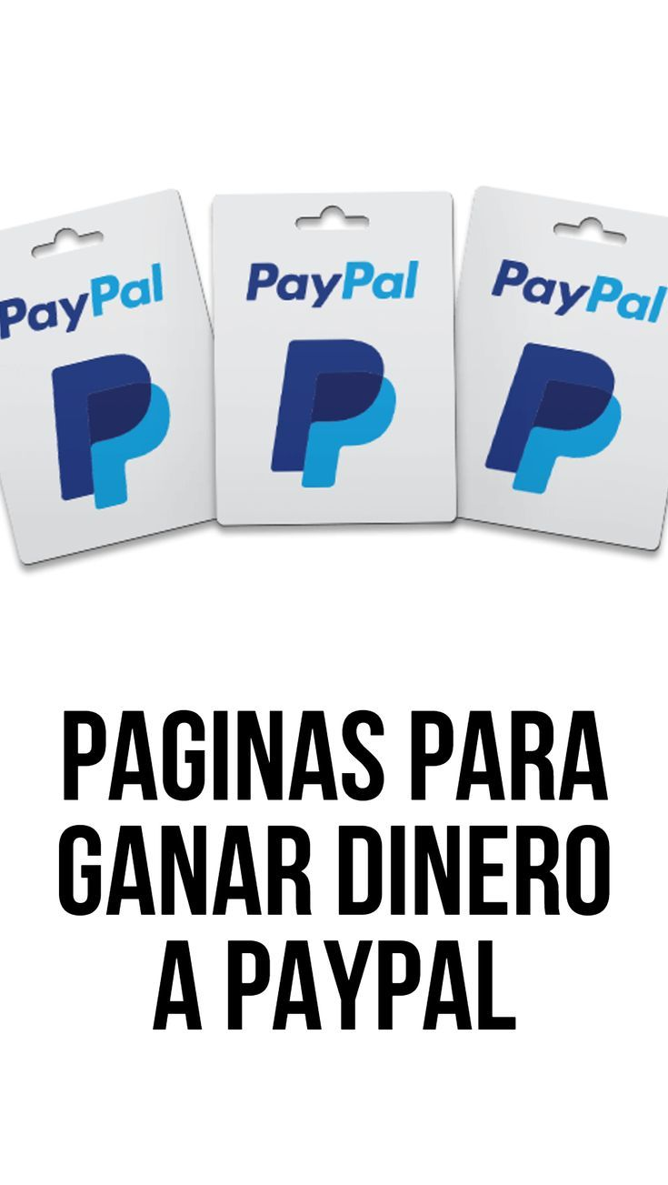 10 Páginas Que Pagan Por Paypal In 2020 Online Training Business Bussines Ideas Apps That Pay You