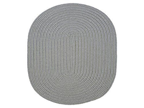 Boca Raton Polypropylene Braided Round Rug 10 Feet Shadow With Images Area Rugs Rug Texture Area Rug Pad
