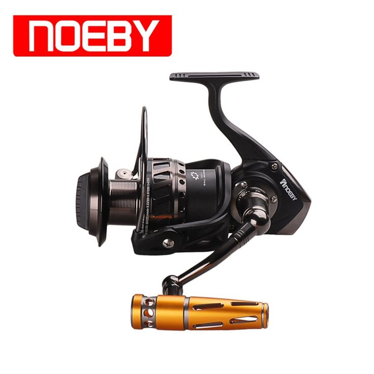 137.19$  Watch here  - NOEBY Spinning Reels 9+1BB 4.1:1 Moulinet Peche en Mer Carretilhas Fishing Coil Reel De Pesca 7000 9000Series