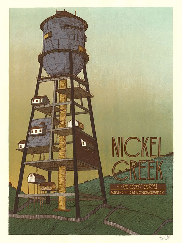 Nickel Creek (Washington D.C.) - Landland