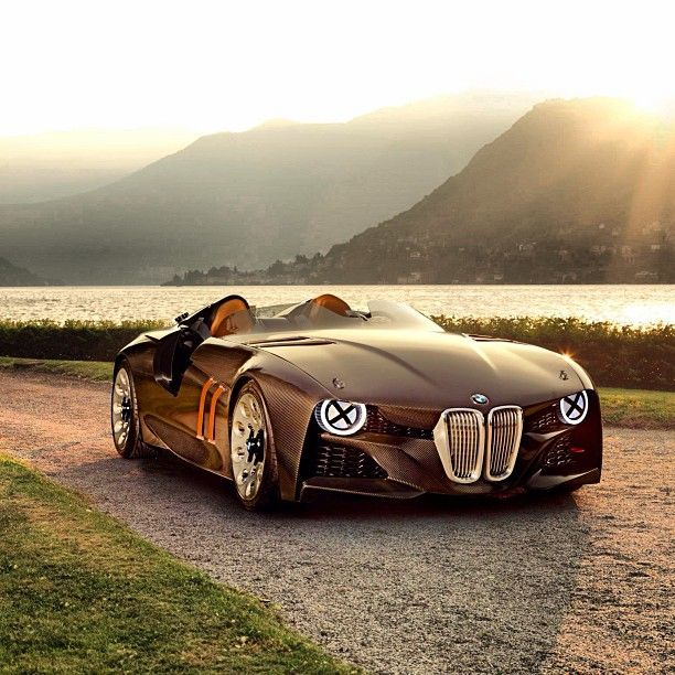 BMW Concept Car, The BMW 328 Hommage