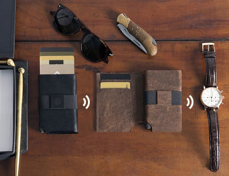 Never misplace your cards and cash again with Ekster Wallets, the ultra slim and trackable wallets.