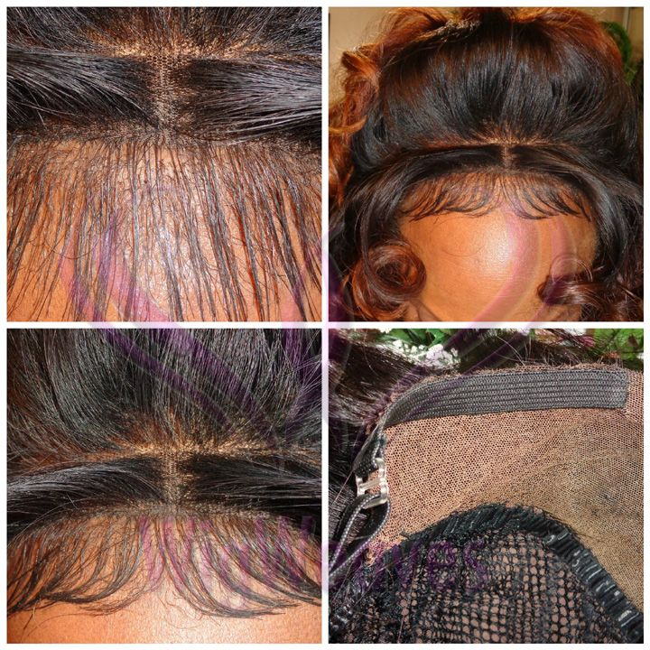 Different Types Of Hair Wigs