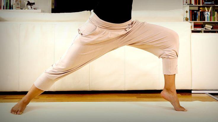 Yoga Anfänger Workout: Dein Programm für schlanke Beine und knackigen Po!