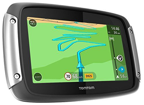 TomTom Rider 400 Premium Pack Satellite Navigation System with Lifetime European Maps,Traffic and Speed Cam TomTom RIDER 400 - Premium Pack - GPS navigator (Barcode EAN = 0636926073240). http://www.comparestoreprices.co.uk/december-2016-6/tomtom-rider-400-premium-pack-satellite-navigation-system-with-lifetime-european-maps-traffic-and-speed-cam.asp