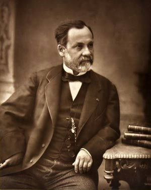 Louis Pasteur 1822-1895 - Chemist and microbiologist renowned for his discoveries of the principles of vaccination, microbial fermentation and pasteurization