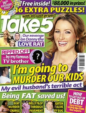 Take 5 - 28 August 2014 #magazines #magsmoveme  http://www.take5mag.com.au/