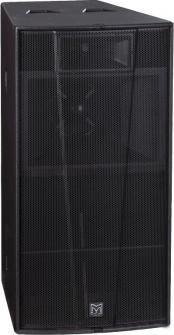 La série Blackline+ est une gamme d'enceintes complète, polyvalente pour la prestation.  L'utilisation sans processeur procure une qualité audio étonnante, synonyme d'une conception acoustique parfaite. L'adjonction d'un processeur permet de fonctionner en actif avec un sub et de protéger le système par limiteurs.  De la F8 à la F15, on a une combinaison performance/prix excellente pour une utilisation mixte en façade/retour, grâce au pavillon pivotable.