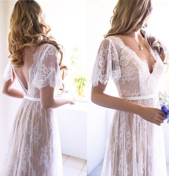 Best 25 Open Back Wedding Ideas On Pinterest
