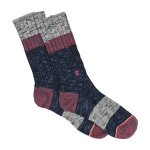 Stance Bear Socks - Navy   Free UK Delivery* on All Orders