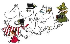 moomins characters - Google Search