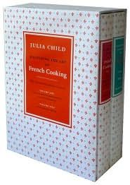 Mastering the Art of French Cooking by Julia Child. I think I've seen the movie Julie/Julia way too many times.