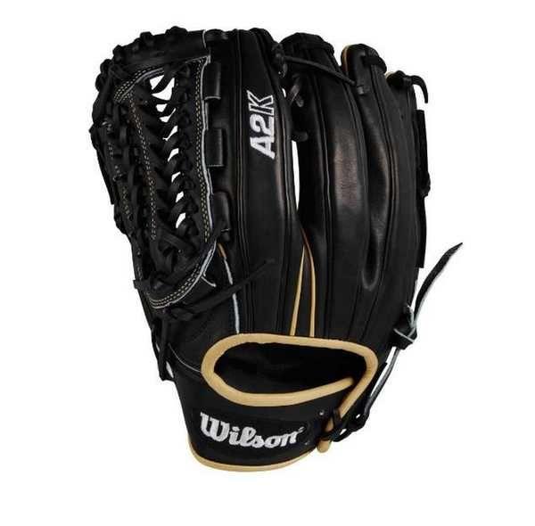 """Wilson A2K D33 11.75"""""""" Pitcher Baseball Glove LHT, WTA2KLB17D33"""