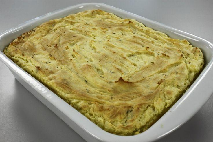 Ovnbagt kartoffelmos med parmasan og timian ... klik på billedet for at komme tilbage