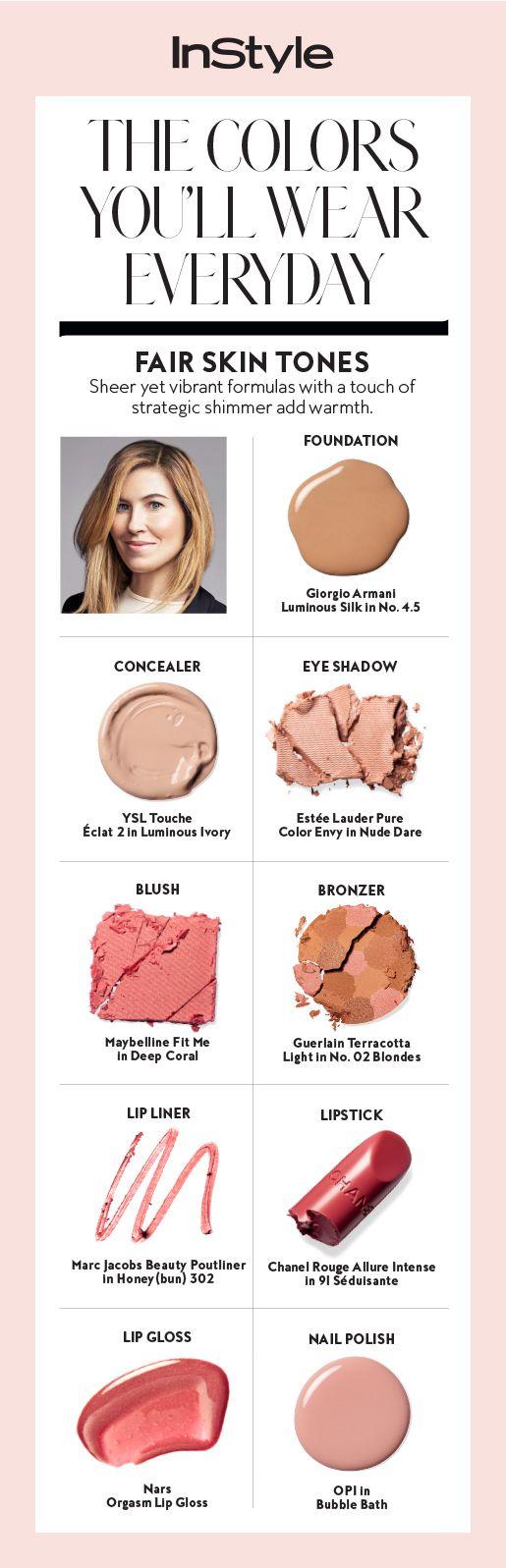 Wedding Day Makeup Fair Skin : 25+ best ideas about Fair skin makeup on Pinterest ...