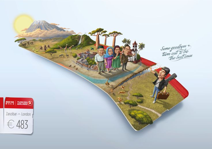 Turkish Airlines Ads Freddy