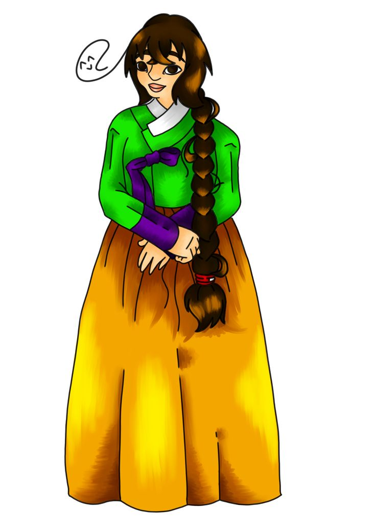 Okay, this is a hanbok from the Joseon dynasty for a middle/common woman. Because their was several classes this one is more for the middle class (Chungin). Better materials than commoner and lower status people and again slight changes as you go down the class system like undergarments and colours. Welcome to PIN! ARTWORK BELONGS TO ME (SZARLOTKI ON dA) AND S.K BELONGS TO RIGHTFUL OWNER
