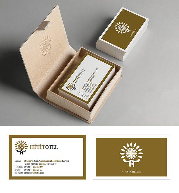 Hitit Otel on Behance