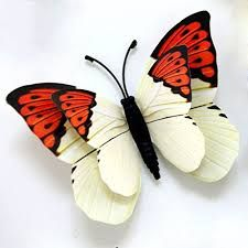 Image result for LiveGallery 24 Pcs Removable Cute Double-deck Beautiful 3D Butterfly Wall art Decor Decal Home decorations Stickers Nursery room Decals Bedroom Living room Windows Decorations DIY art (White) https://www.amazon.com/dp/B01KSQEAGU/ref=cm_sw_r_cp_api_L4VGzbA20CFJG