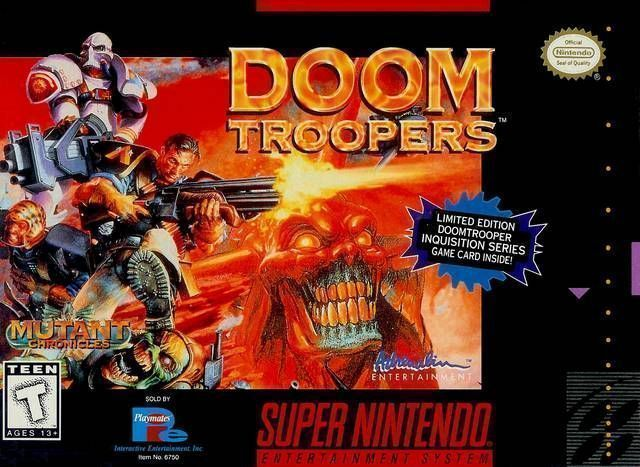 Download Doom Troopers for Super Nintendo(SNES) and play