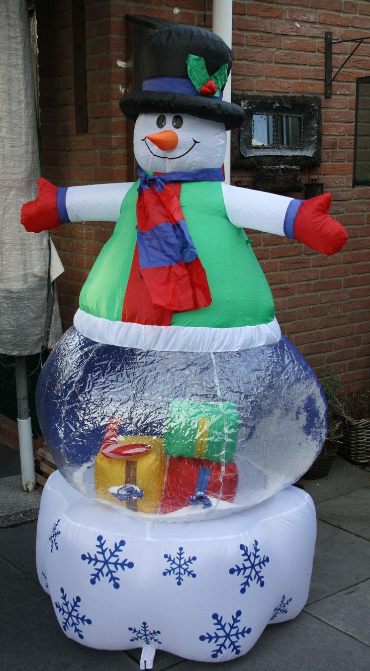 Inflatable christmas :)