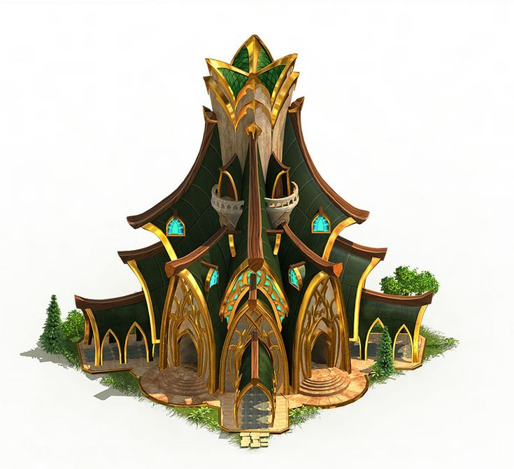 194 best images about elvish architecture on pinterest for Building drawing online