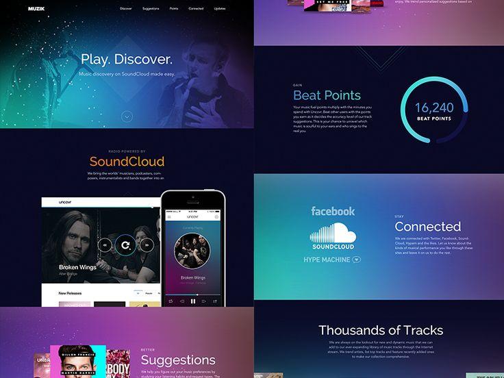 Musik App by Aaron Sananes