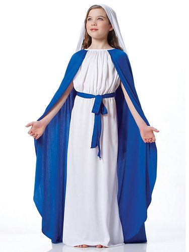 Mary costume