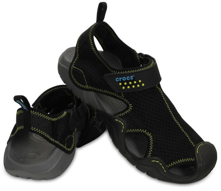 Crocs Men's Swiftwater Sandal black 54,99 ΕΥΡΩ