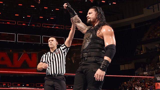 #WWE: Resultados de Monday Night Raw 31 de julio de 2017