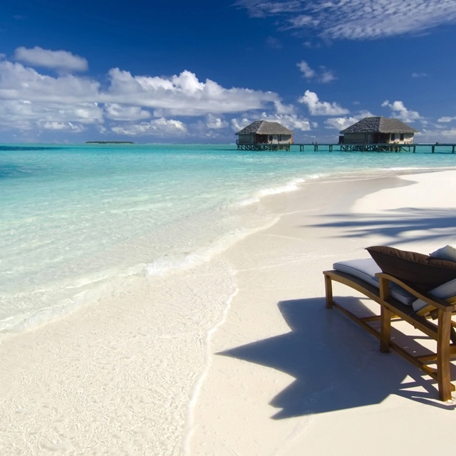 To be in paradise.....