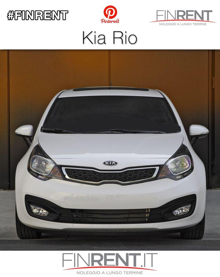 Kia Rio | Finrent.it http://www.finrent.it/kia-rio-246680/ #Kia #Rio è una berlina a due volumi a 3 o 5 porte di impostazione giovane e sportiva. Scopri l'offerta per #KiaRio su #Finrent
