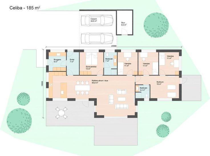 Celiba - 185 m2