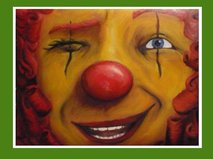 Bianka Frisch: The Clown