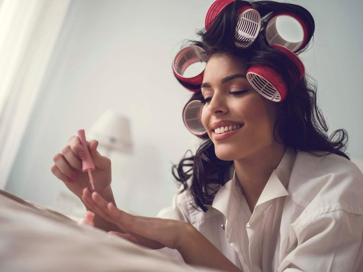 How to use hair rollers: A detailed guide | All Things Hair - From hair experts at Unilever
