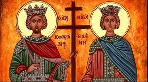 """Imagini pentru Biserica Ortodoxă """"Sfinţii Împăraţi Constantin şi Elena"""" sibiu"""
