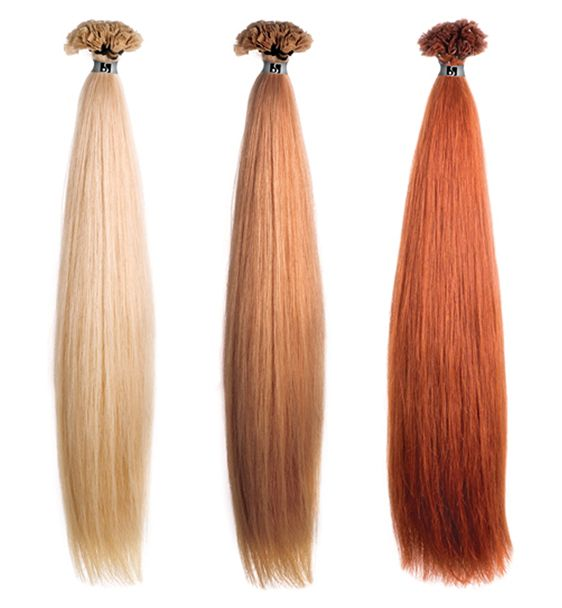SHE Hair Extensions Φυσικά Χρώματα
