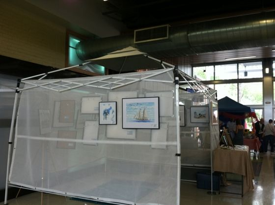 359 Best Images About Art Booth Display Ideas On Pinterest
