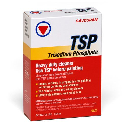 TSP - Trisodium Phosphate Powder - All-Purpose Heavy Duty Cleaner
