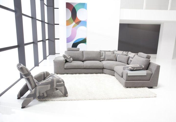 8 best sof modelo calisto de fama images on pinterest - Sofas de rinconera ...