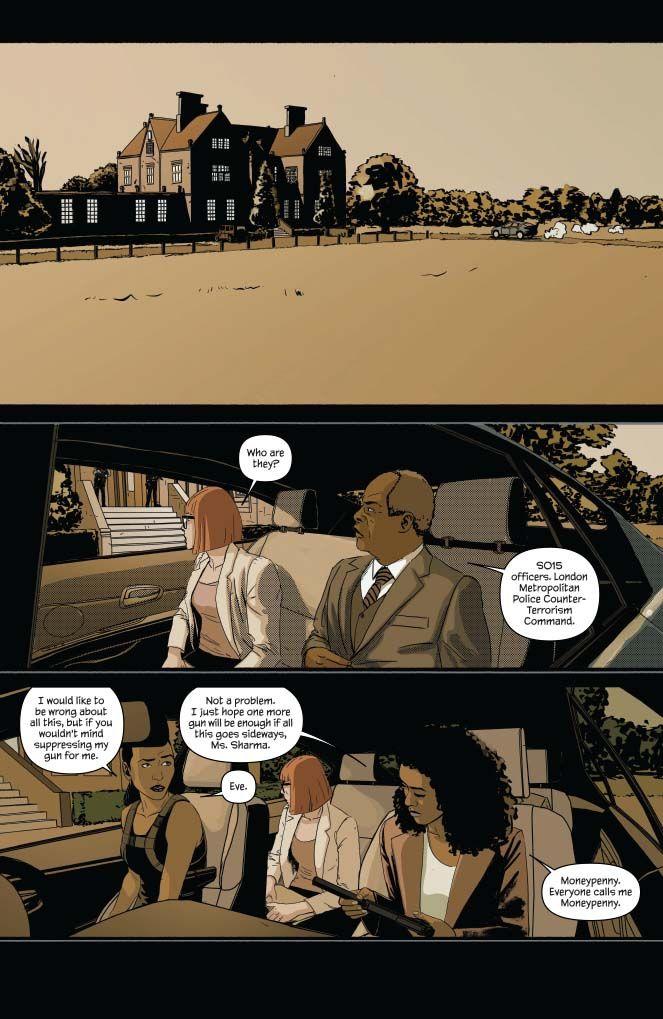 Dynamite® James Bond #11