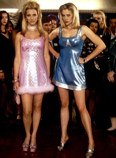 Costume Countdown : Romy and Michele // Lady Gray