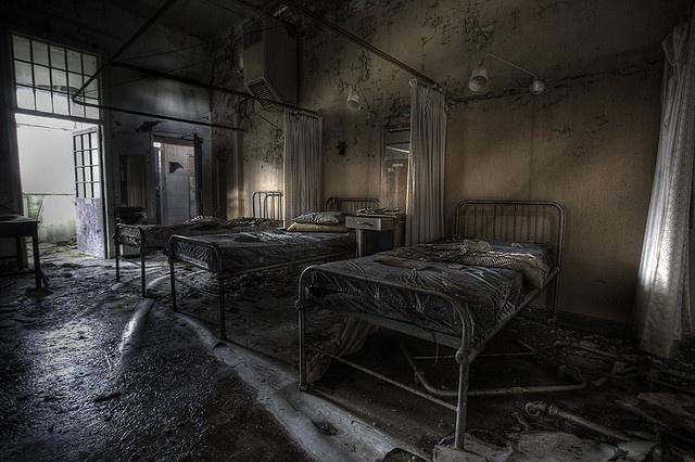 Cane Hill Asylum, Croydon