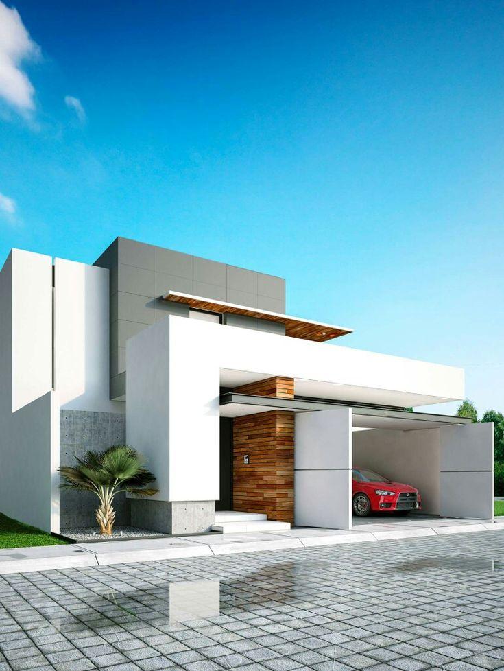 Beautiful  Modern house  Casas modernas Arquitectura